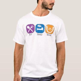 Camiseta Coma o grânulo do sono