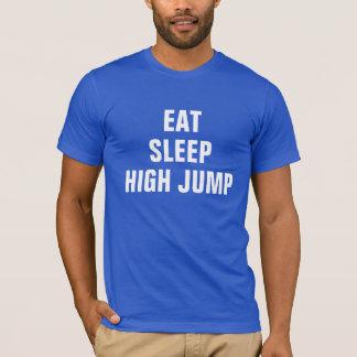Camiseta Coma o salto alto do sono