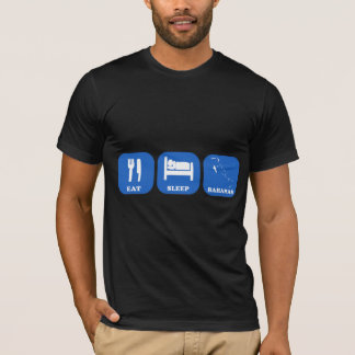 Camiseta Coma o sono Bahamas