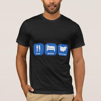 Camiseta Coma o sono Bulgária