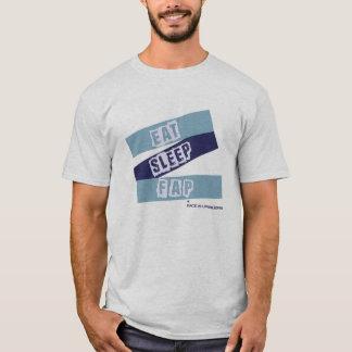 Camiseta Coma o sono e o FAP