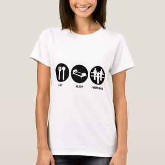 Camiseta Coma o sono Foosball