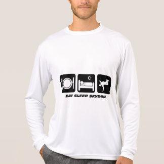Camiseta coma o sono skydive