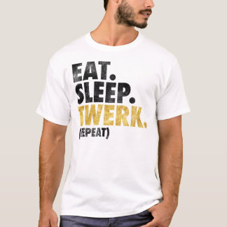 Camiseta Coma o sono Twerk