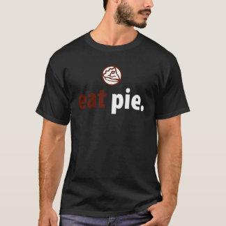 Camiseta Coma o t-shirt da torta