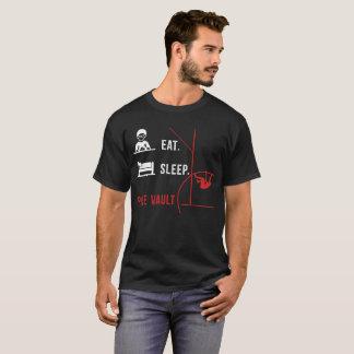 Camiseta Coma o t-shirt de Pólo do sono