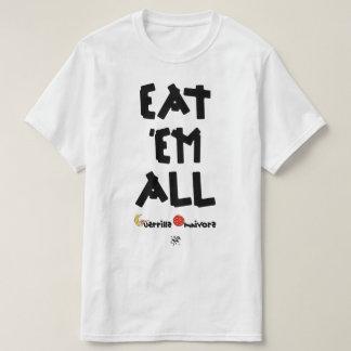 Camiseta coma-os todos