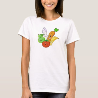 Camiseta Coma seus vegetarianos!