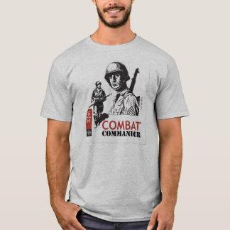 Camiseta Comandante Costume do combate