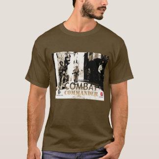 Camiseta Comandante do combate