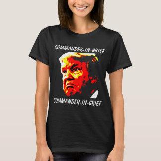Camiseta Comandante-em-Sofrimento