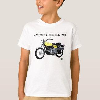 Camiseta Comando 750 de Norton