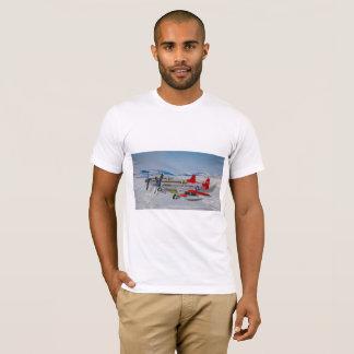 Camiseta Comando de ar F-82 do Alasca