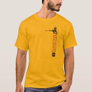 Camiseta Comandos e cores