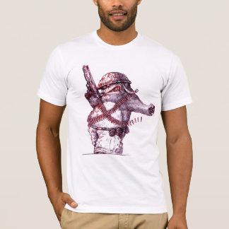 Camiseta Combate Wombat