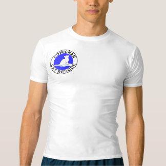 Camiseta Combinado: logotipo/silhueta do arco-íris