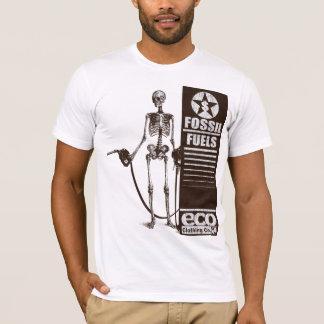 Camiseta Combustíveis fósseis
