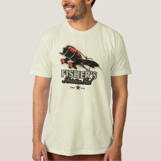 Camiseta Combustível de aviação de Fisher
