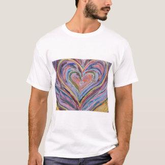Camiseta Começo: Coração