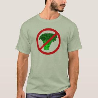Camiseta Comedor da carne - nenhuns brócolos