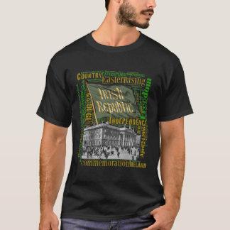 Camiseta Comemoração 1916 GPO da ascensão da páscoa de