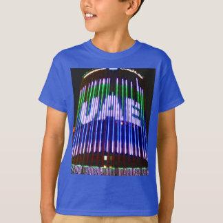 Camiseta Comemore os UAE
