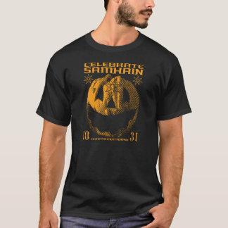 "Camiseta ""Comemore t-shirt de Samhain"""