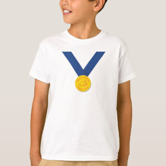 Camiseta Comensal da galinha do vencedor do vencedor