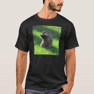 Camiseta Comer de Groundhog