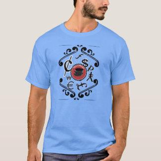 Camiseta Comerciante www.StockMarketShirts.com da moeda