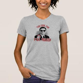 Camiseta Comey é demasiado legal para o FBI ordena - -