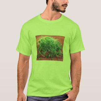 Camiseta Comida crua do Sprout