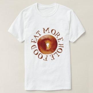 Camiseta Comida do furo