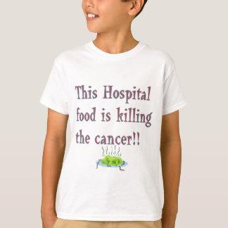 Camiseta Comida do hospital!