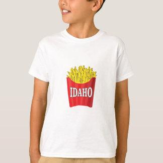 Camiseta Comida lixo de Idaho