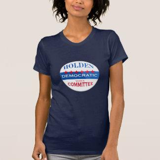 Camiseta Comitê Democrática da cidade