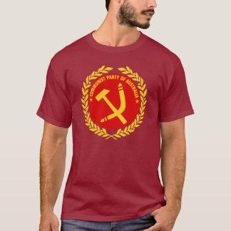 Camiseta Commie australiano