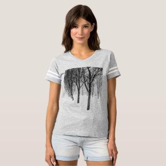 Camiseta como eu tomo partido das árvores