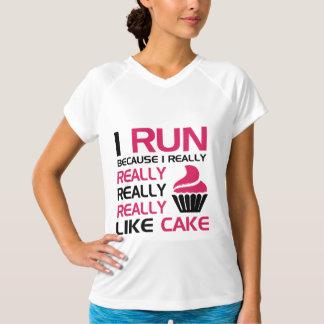 Camiseta Como o bolo