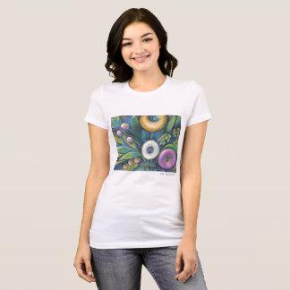 Camiseta Como seu jardim cresce?