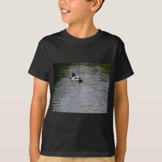 Camiseta Como um pato, seja o pato