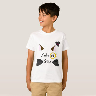 Camiseta Como um senhor!