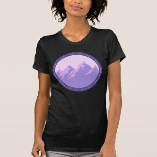Camiseta Como uma avalancha