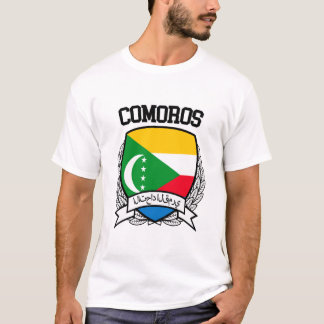 Camiseta Cômoros