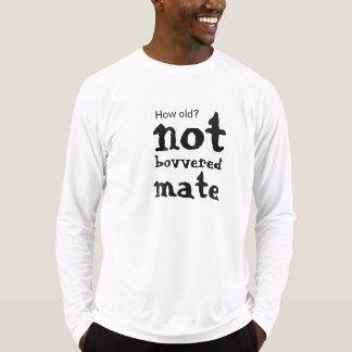 Camiseta Companheiro bovvered