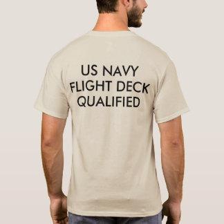 Camiseta Companheiro do Boatswain de Avaition