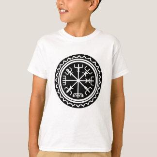 Camiseta Compasso de Viking Vegvisir