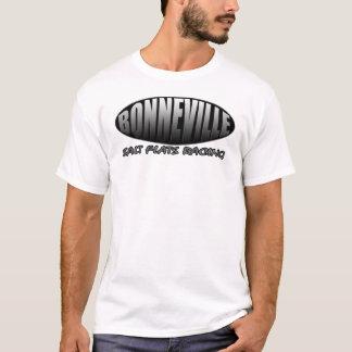 Camiseta Competência da velocidade dos apartamentos de sal