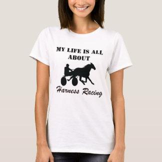 Camiseta Competência de chicote de fios