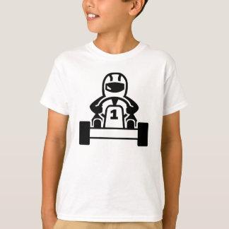 Camiseta Competência de Kart